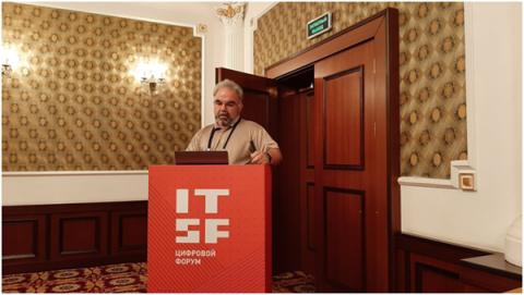 Алексей Лукацкий, независимый эксперт. Фото: Вадим Ференец / Б.О