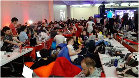 Hack Battle, Фото: Вадим Ференец, «Б.О»