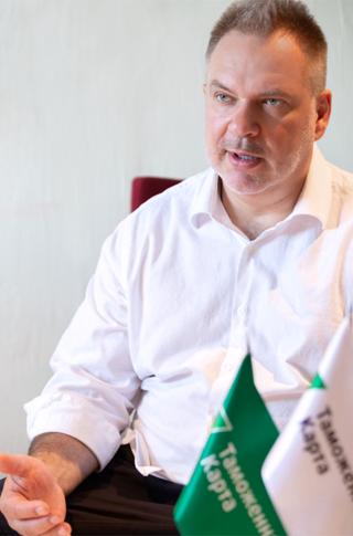 Андрей Баринов, «Таможенная карта». Фото: Елена Сычева / «Б.О»
