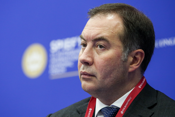 Дмитрий Голованов, МСП Банк. Фото: Сергей Мальгавко / Фотохост-агентство ТАСС