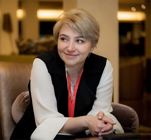 Наталья Базалей, ТКБ. Фото: ЦФТ