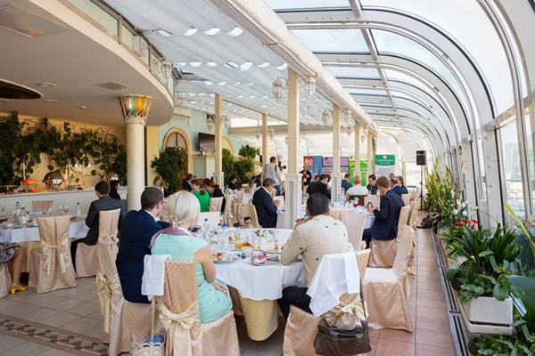 Бизнес-завтрак «Цифровизация таможни и переход на ЕЛС». Фото: Елена Сычева / «Б.О»