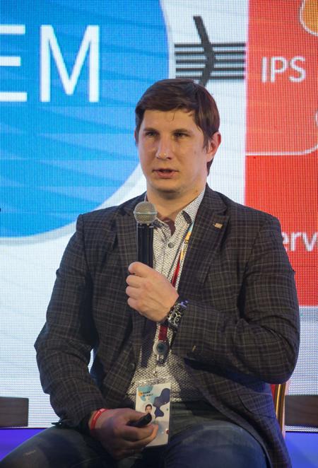 Алексей Леонов, ГК ЦФТ. Фото: ЦФТ