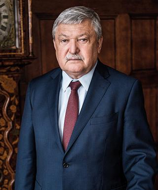 Шандор Чани, ОТП Банк (Венгрия). Фото: Àkos/portfolio