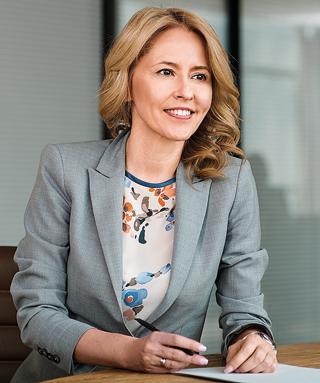 Надия Черкасова, банк «Открытие». Фото: банк «Открытие»