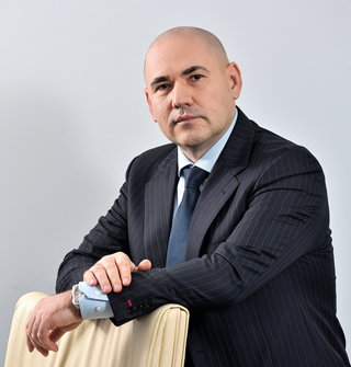 Владимир Черников, «Ингосстрах-Жизнь». Фото: «Б.О»