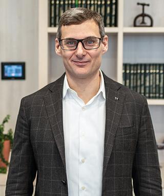 Максим Дегтярев, Сбербанк. Фото: Ирина Тейхреб / «Б.О»