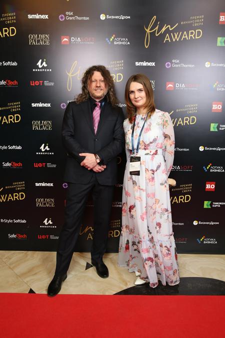 Дмитрий Равкин и Яна Шишкина, «Б.О». Фото: Алексей Постников