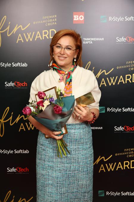 Татьяна Ушкова, Абсолют-Банк. Фото: Алексей Постников