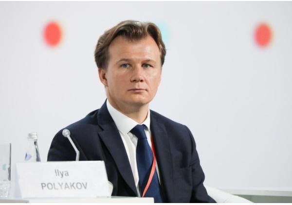 Илья Поляков (Росбанк). Фото: Росконгресс/Вячеслав Викторов