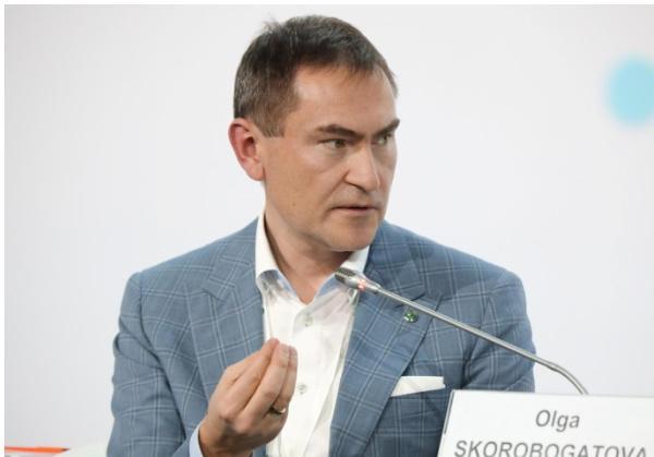 Александр Ведяхин (Сбербанк). Фото: Росконгресс/Вячеслав Викторов