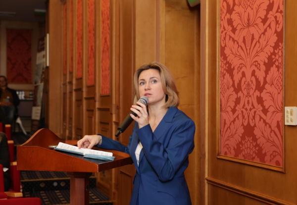 Мария Макарова (Росрееср). Фото Ирина Сычева/«Б.О»