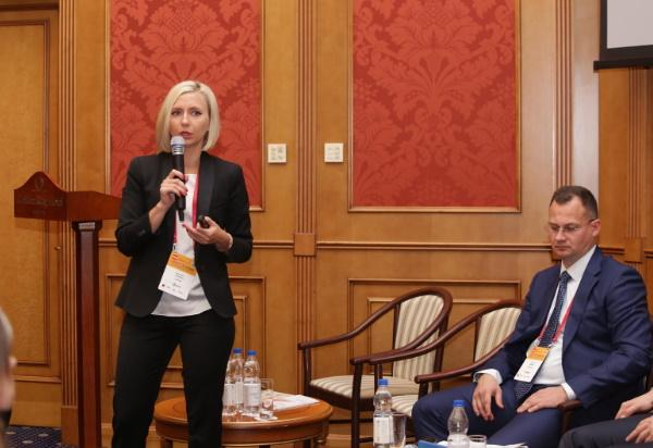 Светлана Назарова (Сбербанк). Фото Ирина Сычева/«Б.О»