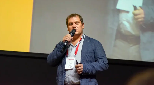 Евгений Виноградов, Яндекс.Деньги. Фото: Futurebanking.ru
