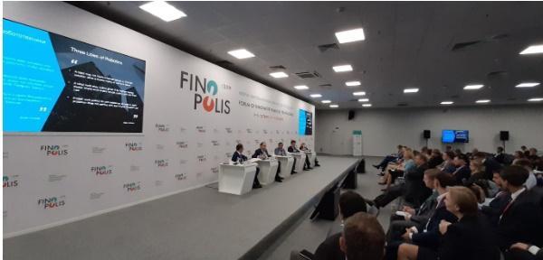 FINOPOLIS-2019. Сессия «Робобестиарий». Фото: Вадим Ференец («Б.О»)