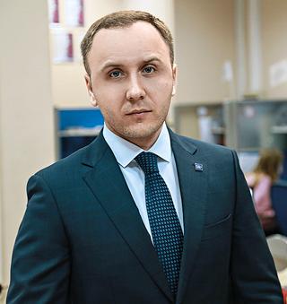 Андрей Голощапов, ЕЮС. Фото: Антон Лезнев / «Б.О»
