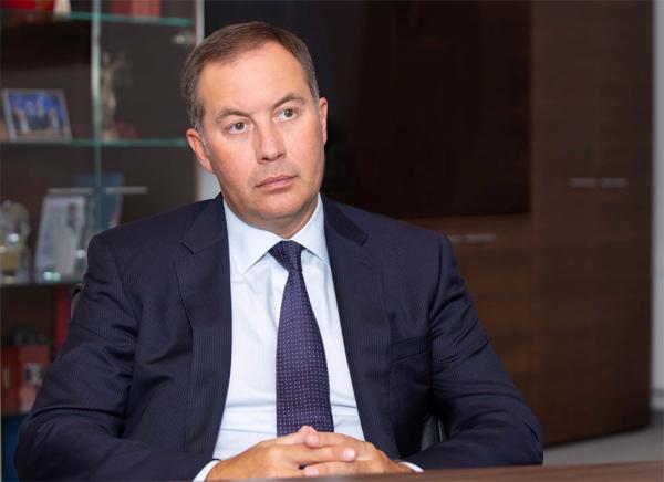 Дмитрий Голованов, МСП Банк. Фото: Елена Сычева / «Б.О»