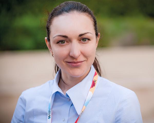 Елена Ходюня (ГК ЦФТ). Фото: ЦФТ