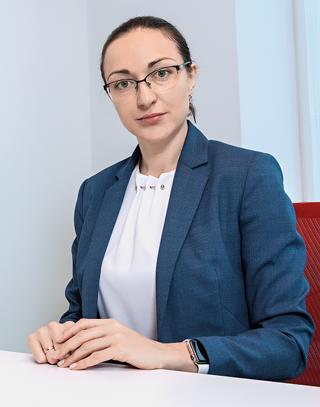Елена Ходюня, ЦФТ. Фото: Константин Родионов / «Б.О»
