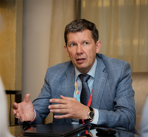 Александр Хоменко, ПЦ «КартСтандарт». Фото: ЦФТ