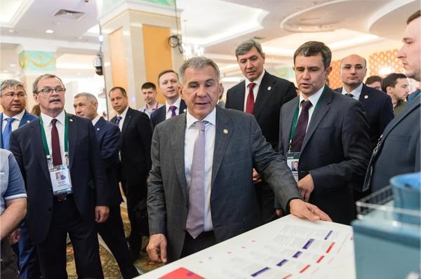 Президент Республики Татарстан Рустам Минниханов. Фото: ICL