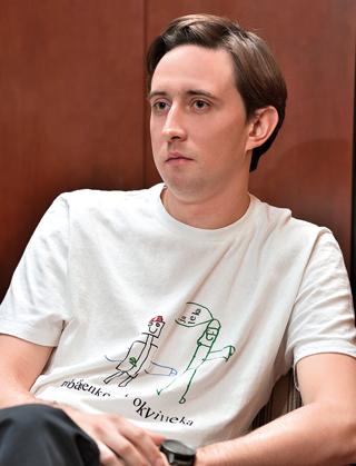 Артем Харченко, Тинькофф Банк. Фото: Альберт Тахавиев / «Б.О»