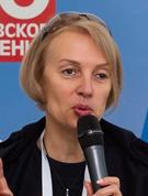 Марина Лякишева, Ассоциация «Содействие развития ВЭД». Фото: Елена Сычева / «Б.О»