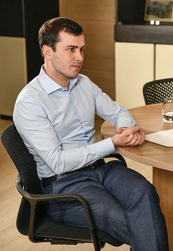 Леван Назаров, «Баланс-Платформа». Фото: «Баланс-Платформа»