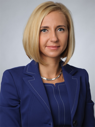 Светлана Назарова, Сбербанк. Фото: Сбербанк