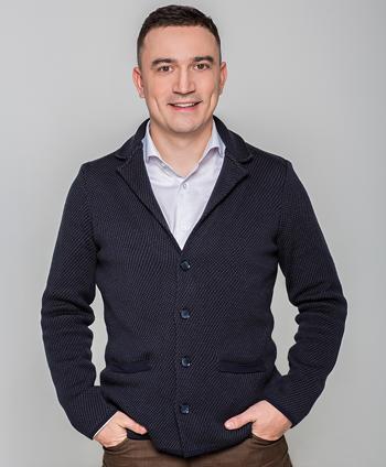 Павел Новиков, Фонд «Сколково». Фото: Фонд «Сколково»