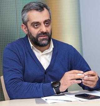 Сергей Осипян, НАТП. Фото: «Б.О»