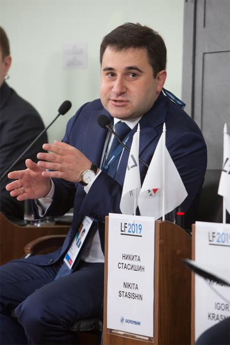 Никита Стасишин (Минстрой). Фото: Пресс-служба ПМЮФ