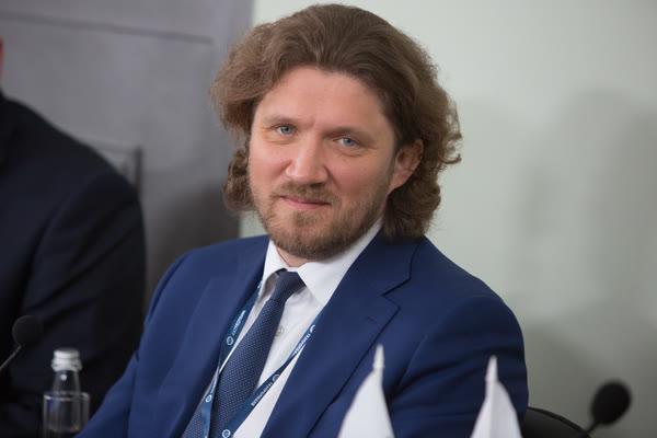 Дмитрий Еремеев (Газпромбанк). Фото: Пресс-служба ПМЮФ