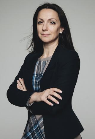Светлана Сырцова, заместитель руководителя департамента корпоративного цифрового бизнеса — вице-президент банка ВТБ