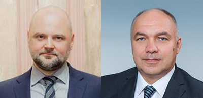 Сергей Сыч, CSD и Александр Фролов, «ВЭБ Инжиниринг»