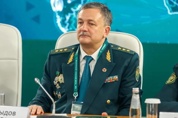 Руслан Давыдов (ФТС). Фото: Павел Косолапов/CustomsForum.ru