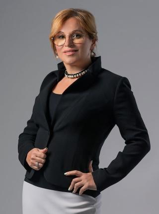 Председатель правления Абсолют Банка Татьяна Ушкова