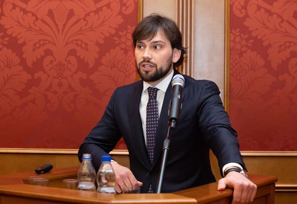 Алексей Юферов, «Вектор права». Фото: Сычёва Елена / «Б.О»