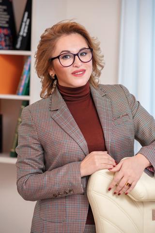 Татьяна Ушкова, Абсолют Банк. Фото: Альберт Тахавиев / «Б.О»