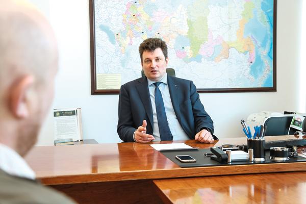 Александр Васильев, ОТП Банк. Фото: Михаил Бибичков / «Б.О»