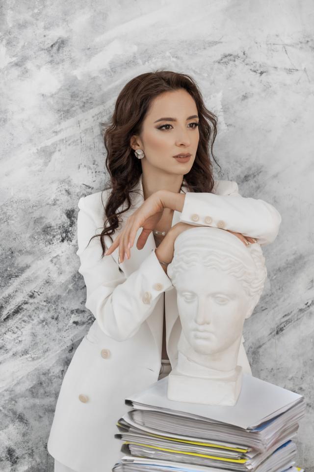 Дарья Верестникова, коммерческий директор компании SafeTech и сооснователь сервиса Nopaper.ru